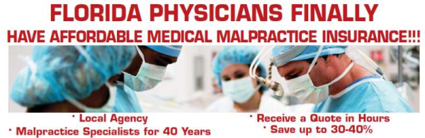 Affordable Malpractice Insurance